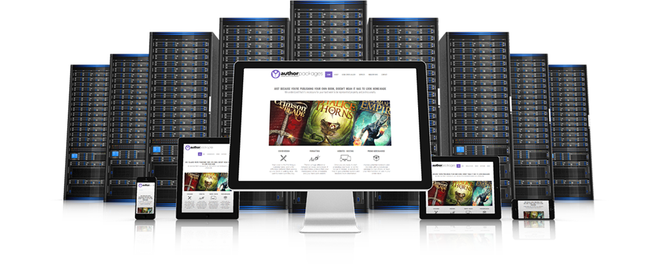 Websites and Hosting for Authors