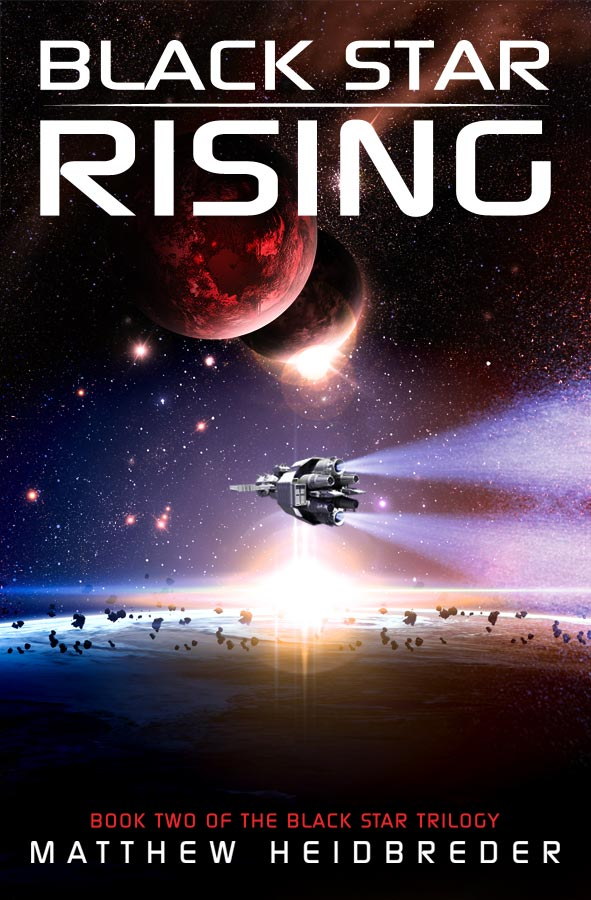 Black Star: Rising