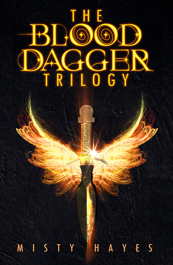 Blood Dagger Trilogy