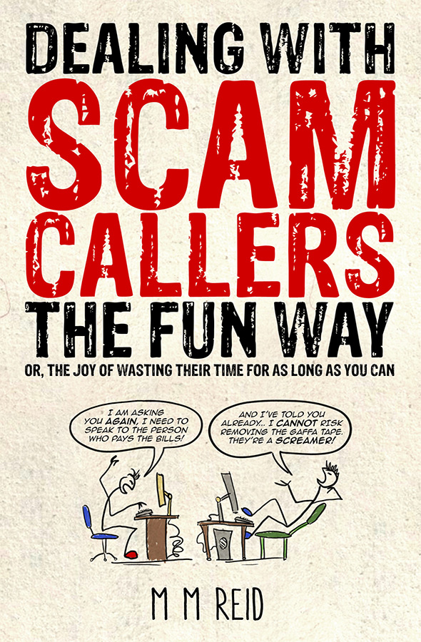Dealing with Scam Callers the Fun Way