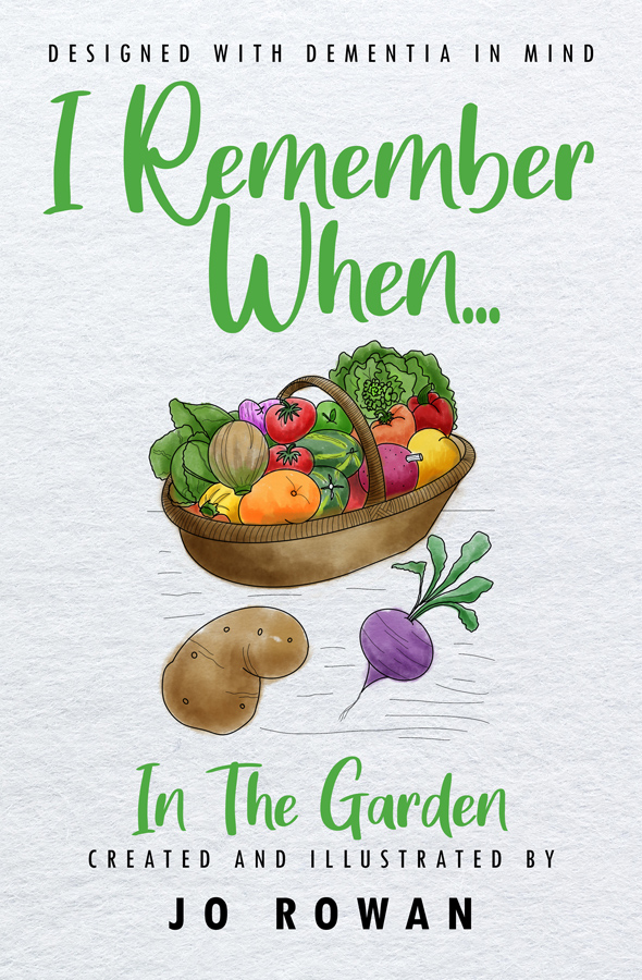 I Remember When… In the Garden