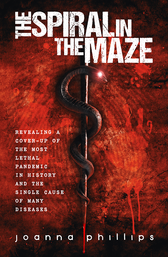 The Spiral in the Maze