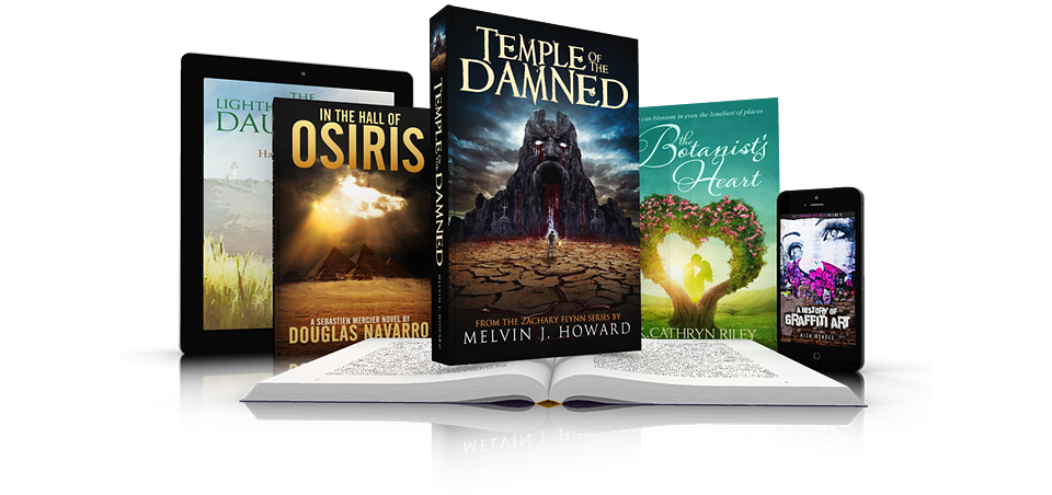 EBook Cover Design with Formatting