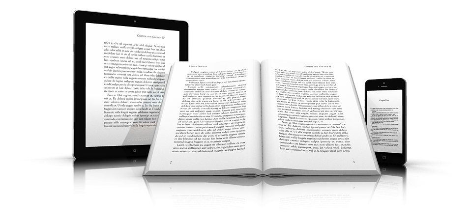 EBook formatting service
